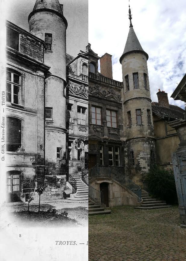 Troyes - Hotel de Vauluisant
